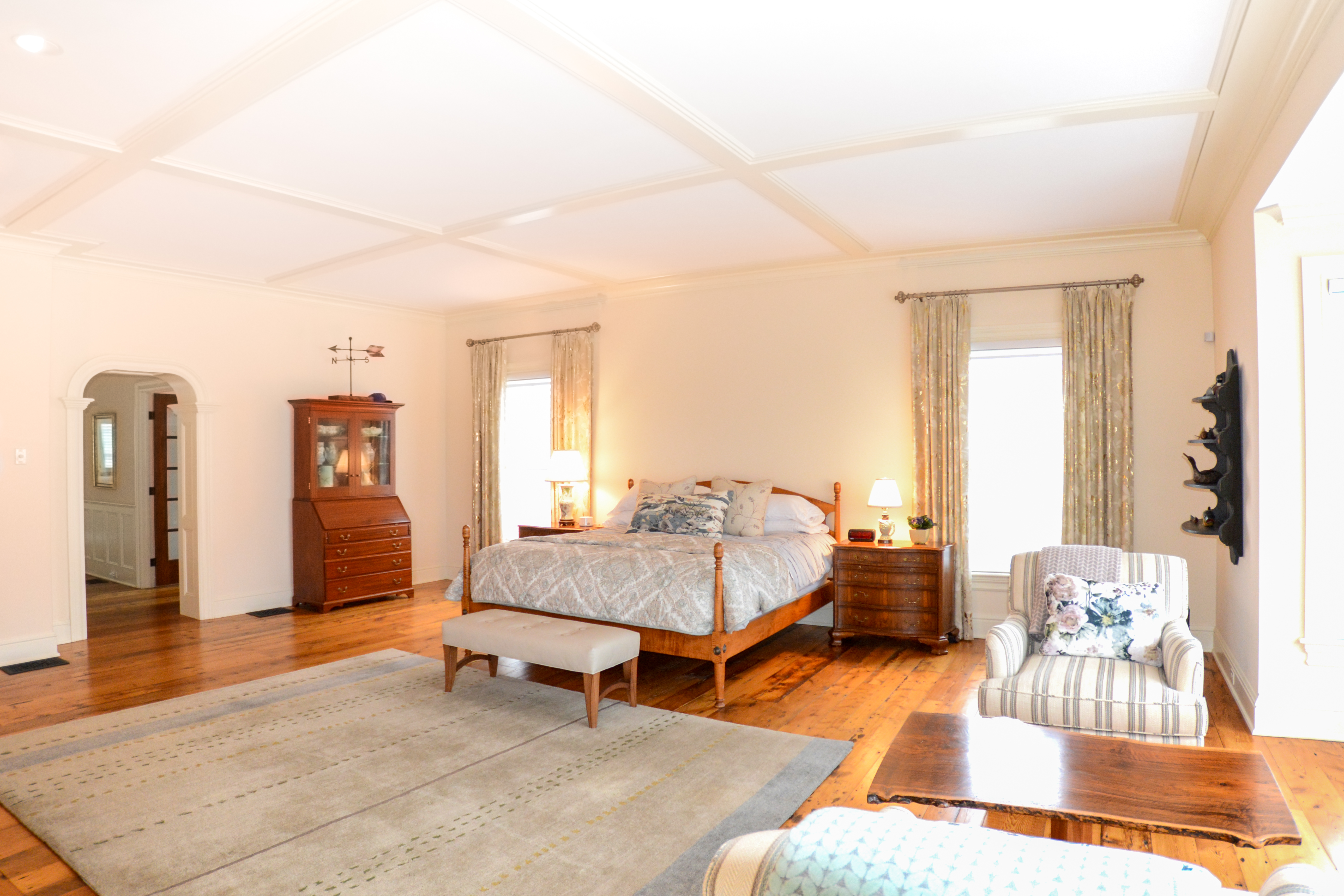 Inra Master Bedroom
