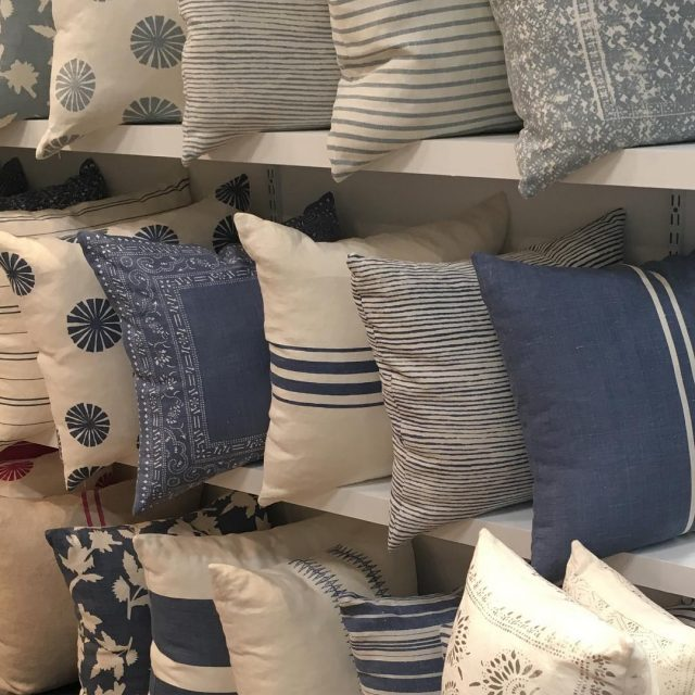 Its always fun to see sugarfeather new pillow designs! poufyhellip