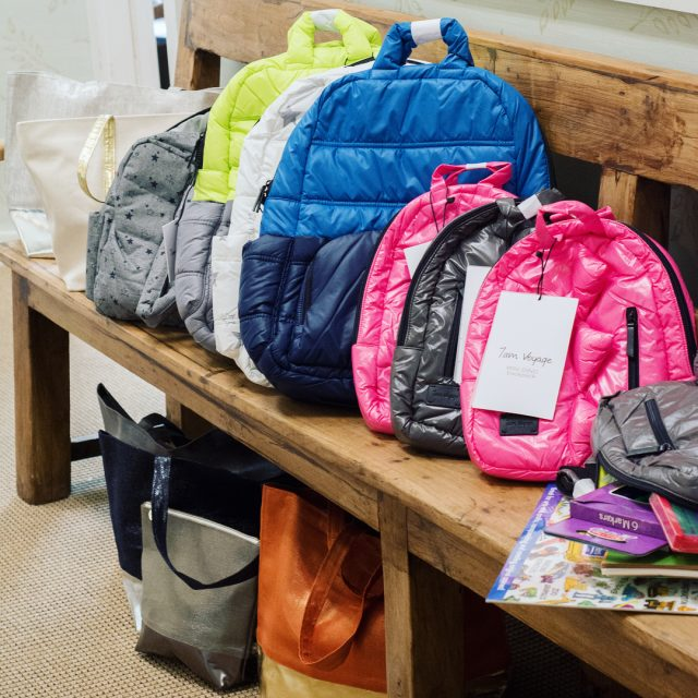 We are ready for school with fun backpacks and toteshellip