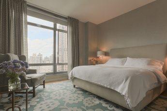 Inra City Master Bedroom